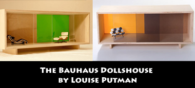 The bauhaus dollshouse